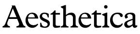 Aesthetica Creative Writing Annual 2019