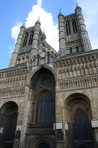 Lincoln Cathedral 5