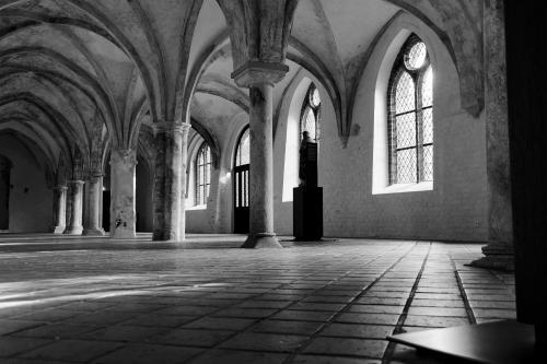 Lübeck Friary Inside