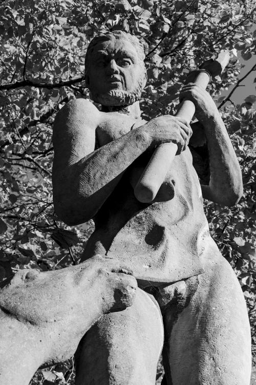 Lübeck Statue