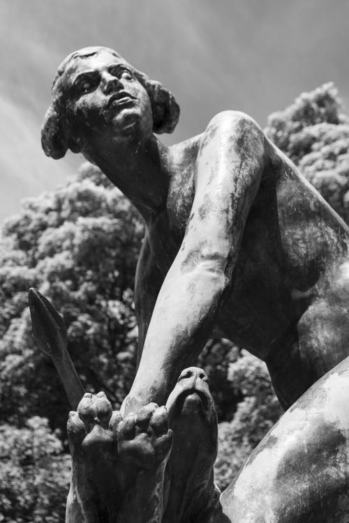 Helsingborg Statue